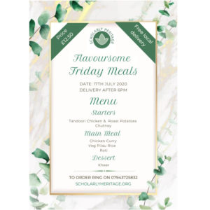 Read more about the article Flavoursome Friday Meals