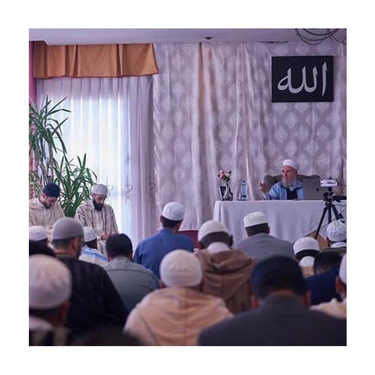 Manthur al-Khitab – Lecture | Madrid 2019