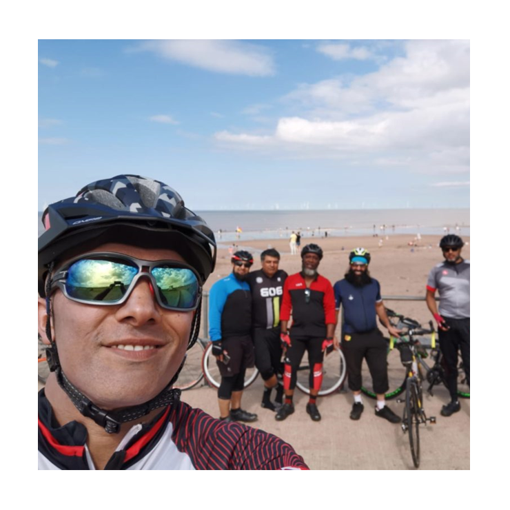 Sponsor the Skegness Ride