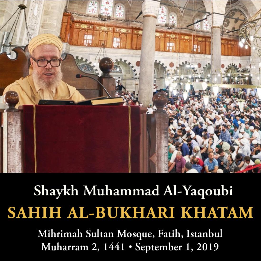 Read more about the article Newsletter No.2 – Istanbul Bukhari Recital | Communiqué