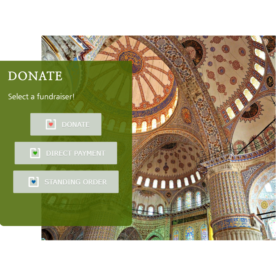 Read more about the article Donate Ramadan 1442 / 2021