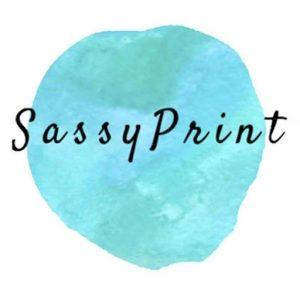 Sassy Print | Blessed Sandal